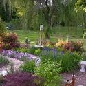 garden plans perennials flowers list free plot plan