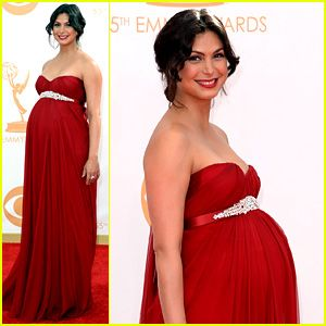 Celebrity bump watch: Homeland actress Morena Baccarin
