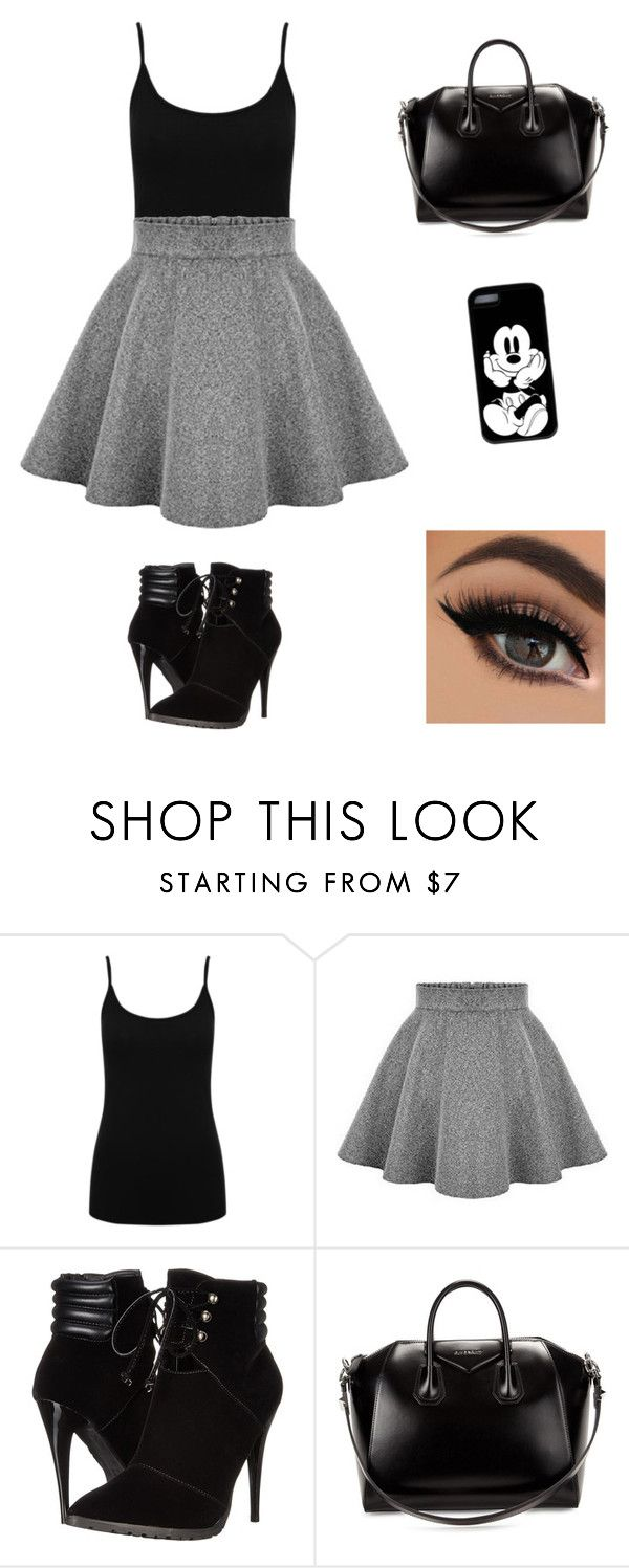 """Untitled #10"" by kayandzay on Polyvore featuring M&Co, C Label and Givenchy"