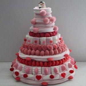 ... de Piece Montee Bonbon sur Pinterest  Gateau bonbon, Gateau de bonbon