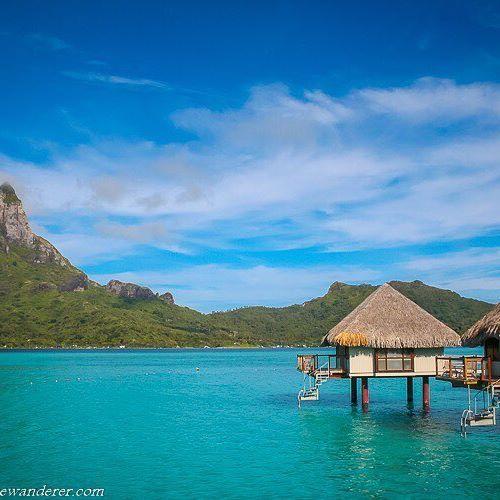 PHOTO: Le Meridan Resort, Bora Bora, Tahiti