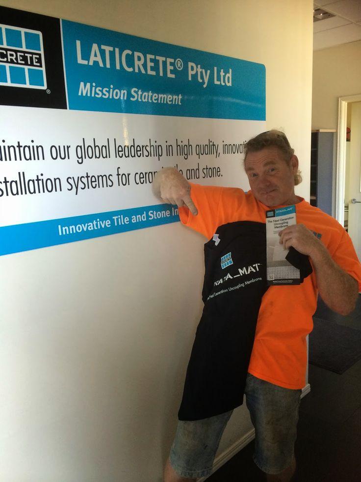 Laticrete Australia Conversations: A Winning Product