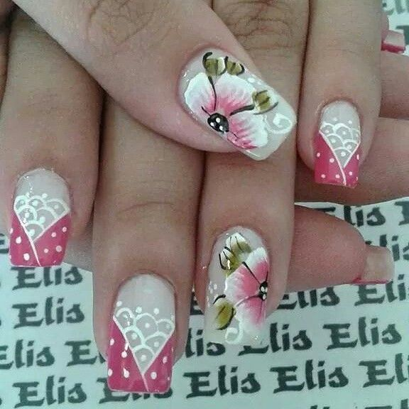 Nail Rosa by Elis Embelleze.