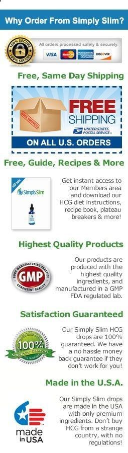 HCG weight reduction mainly lowers your caloric intake to 500 calories. You should avoid eating specific things and take your HCG injection as prescribed. The real HCG drops really help to increase your metabolism and it burns your fat quickly.