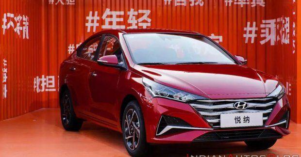2020 Hyundai Verna To Debut In India At Auto Expo 2020 New Hyundai Hyundai Cars Expo 2020
