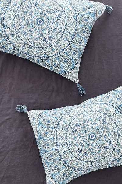 Ensemble de couvre-oreillers à motif médaillon Devi Magical Thinking