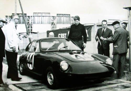 1963 Deep Sanderson 301 Coupe – Le Mans Entrant 1963 For Sale