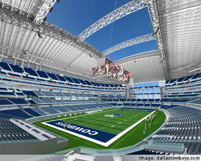 ArLinGtoN, TX...DaLLaS CoWBoYs THanKsGiVinG GaMe 2012...HeRe I CoMe!!!  CaN't WaiT!!!  <3