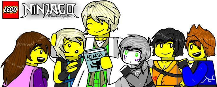 Lego+ninjago+OCS+#37+by+MaylovesAkidah.deviantart.com+on
