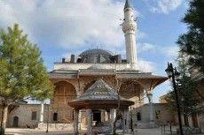 Lala Mustafa Pasha mosque-Kurşunlu camii-Constructive: Grand Vizier Lala Kara Mustafa Pasha-Year built: 1576-Architecture: Mimar Sinan-Repair: Vakıflar-Repair year: 2003-Ilgın-Konya