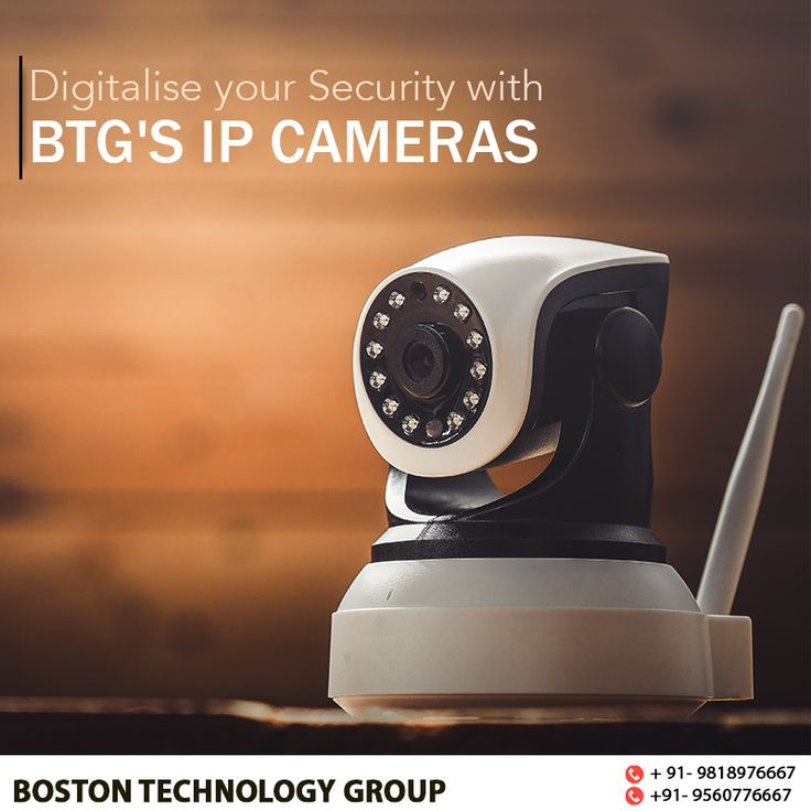 Digitalise your security by upgrading it with Boston Technology Group. With the modernistic IP cameras you can have the facility to place them anywhere and also access and control the view and the zoom remotely. For installation and information on more security options connect with us at +91-9818976667, +91-9560776667. #BostonTechnology #SurveillanceSystem #HomeSecurity #SecuritySystem #Cameras #CCTV #DVR