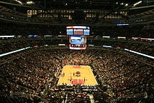 Not a Bulls fan, but the United Center is AMAZING #imjustsayindamn!