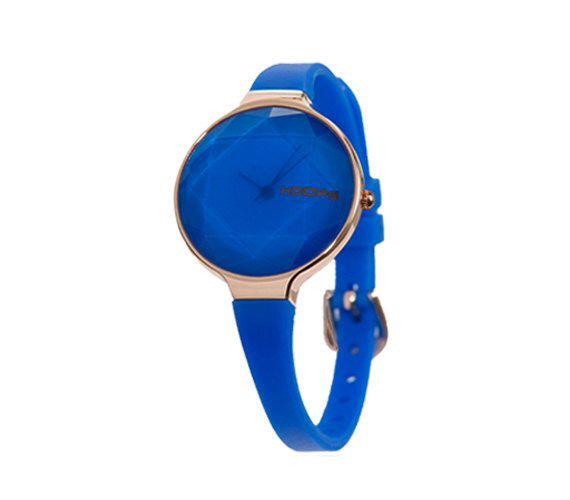 Minimalist watch, Women watch, Ladies wrist watch, Unique women gifts, Women Jewelry gift, Women Birthday gift, Rose Gold watch, Blue watch by HOOPSwatches on Etsy https://www.etsy.com/listing/196914420/minimalist-watch-women-watch-ladies