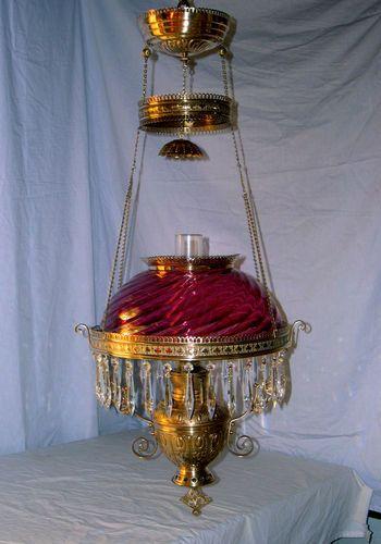 17 Best images about Antique Hanging Lamps on Pinterest | Antiques ...