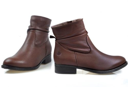 Another must have this season! Froggie 9547 genuine leather ankle books
