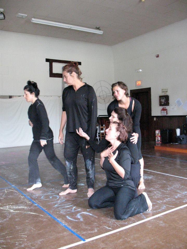 Dell'Arte Rasaboxes Summer Intensive