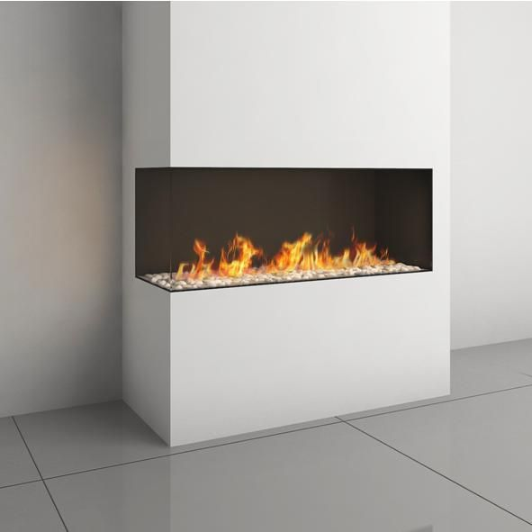 Robeys | Fireplaces | Ortal | Ortal Clear 110 Corner Gas Fire