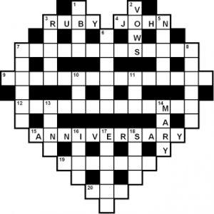 Clue Detective Crossword Puzzles Designed For Special Occasions  sc 1 st  Pinterest & 73 best Blog Post images on Pinterest | Blog Puzzles and Word ... 25forcollege.com