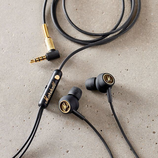 Marshall Mode EQ Earphones #Earphones, #Loud, #Music, #Quality, #Sound