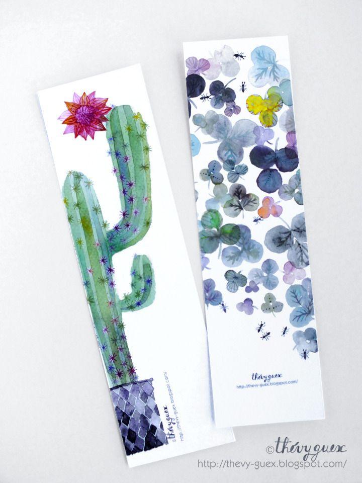 Les 25 meilleures id es concernant dessin cactus sur - Peinture facile a reproduire ...