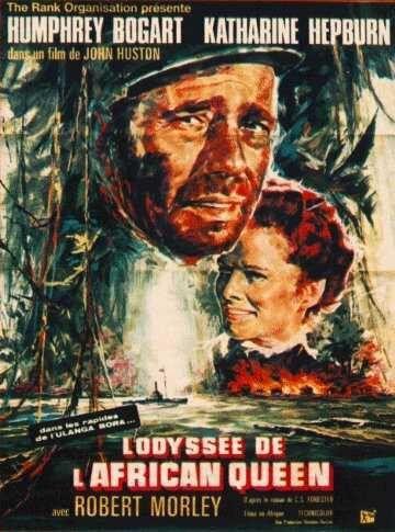 l'odyssée de l'african queen   Odyssée de l'African Queen - Film (1951) - SensCritique