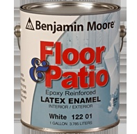 To paint concrete floors - in storage/laundry room