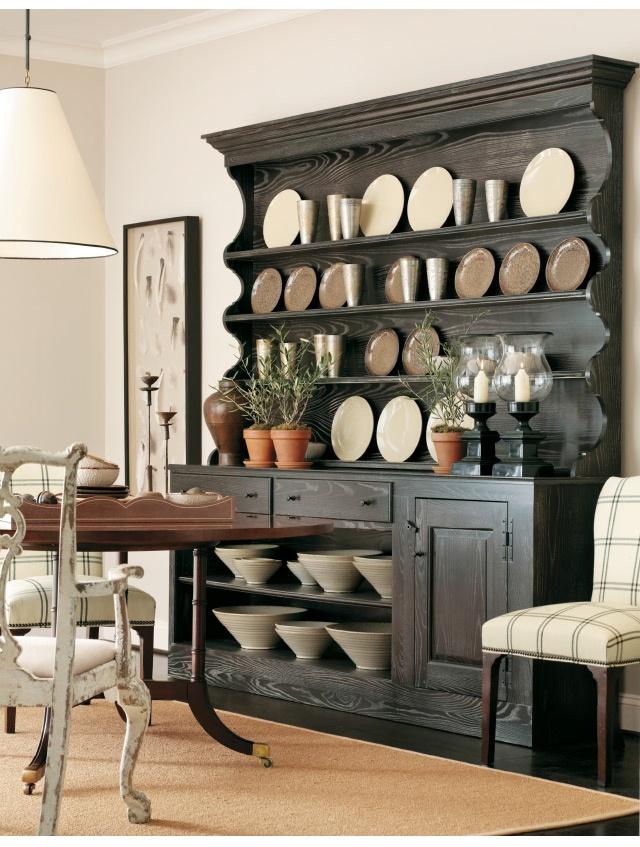 Hickory Chair's Webb Hall Dresser