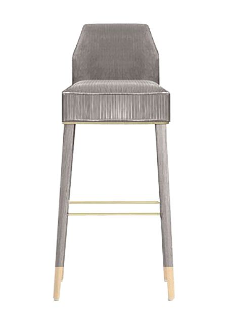Doris  Bar Chair by Carlyle Collective, Dering Hall #products