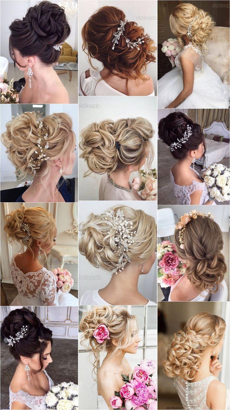 bridal hairstyles : elstile long wedding hairstyle