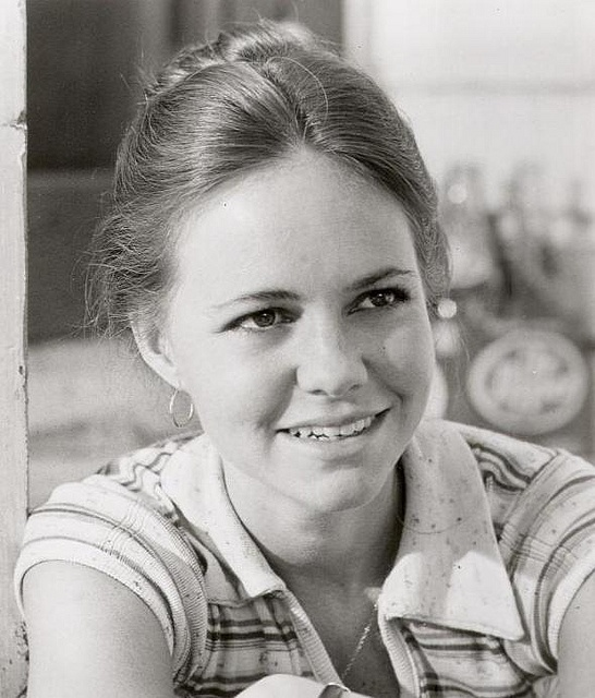 Sally Field in Norma Rae  - one of my favorite movies