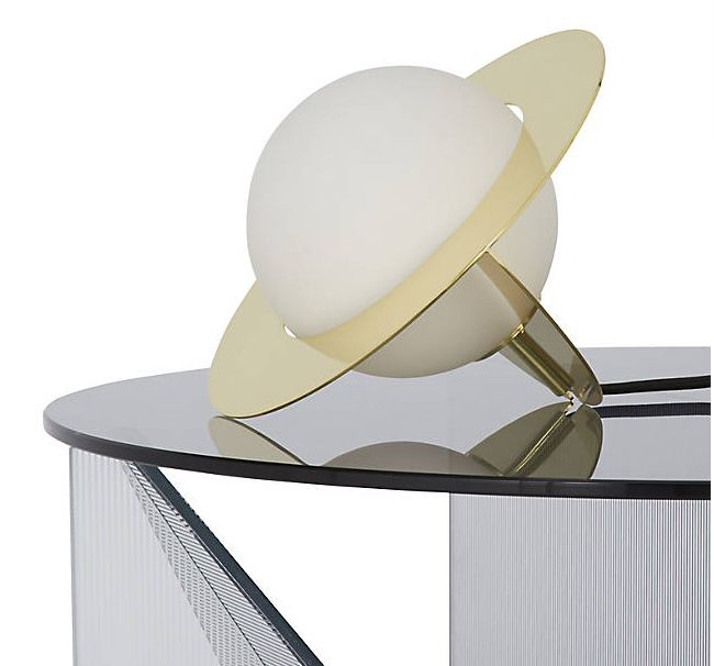 Plane Table Lamp by Tom Dixon