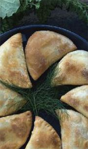 Cretan Vegetable Pie
