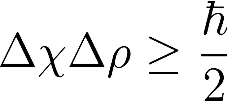 Werner Heisenberg Uncertainty Principle Equation, In layman's terms, the more precisely one property is measured, the less precisely the other can be controlled, determined, or known.