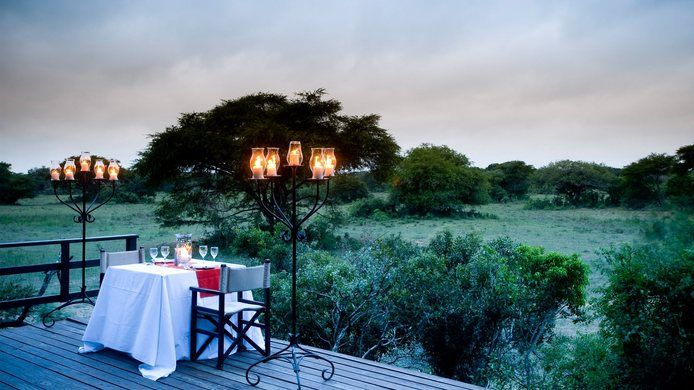 What a view at Phinda Lodge