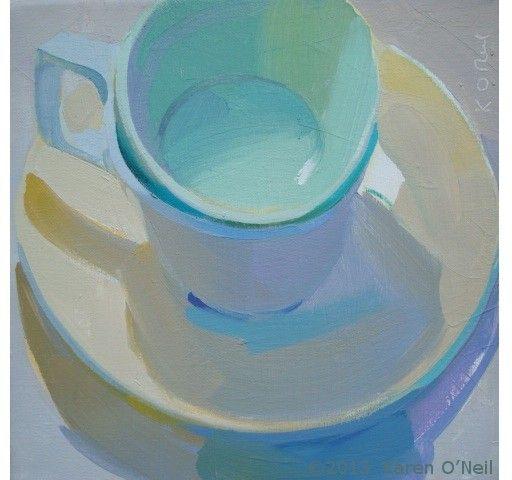 Karen O'Neil Fine Art - 10x10-and-smaller-works