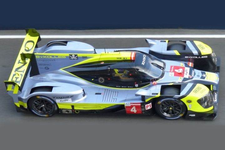 Spark Model S7903 Enso Clm P1 01 Gibson 4 Bykolles Racing Team