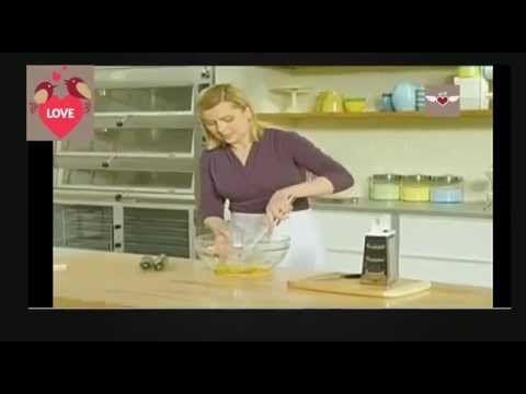 Pan de Zucchini y Naranja Calabacín y naranja (Anna Olson) - Latino - YouTube