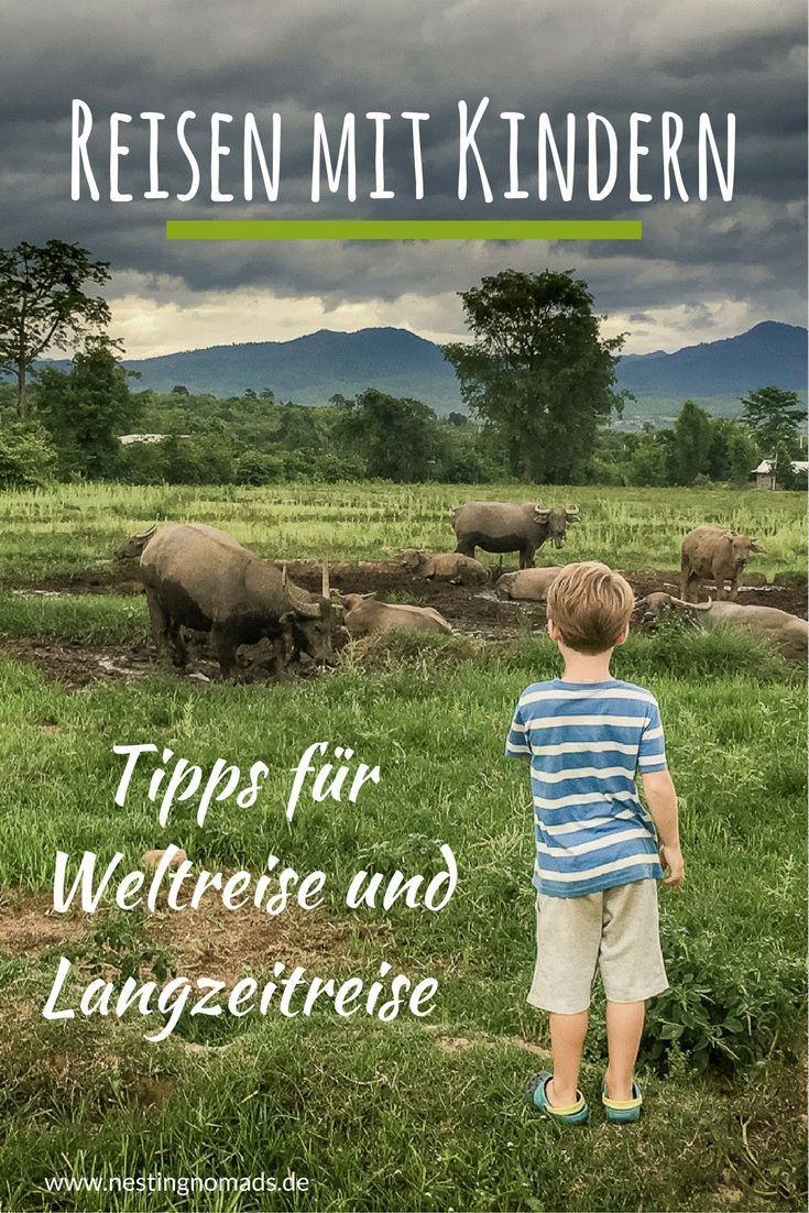 Reisen mit Kind, Weltreise mit Kindern, Reisen in der Elternzeit, Gründe um mit Kindern zu Reisen, Reiseblogger, Familienreiseblogger, Familie in Thailand