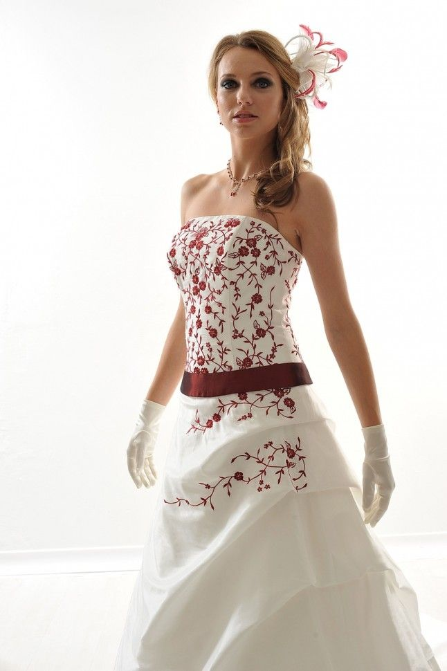 robe bicolore Mariages et Mariages, Cadiz