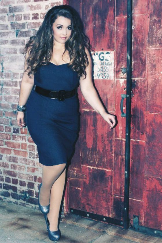 Curvy Women in Tight Dresses | Curvy Girl Revolution ...
