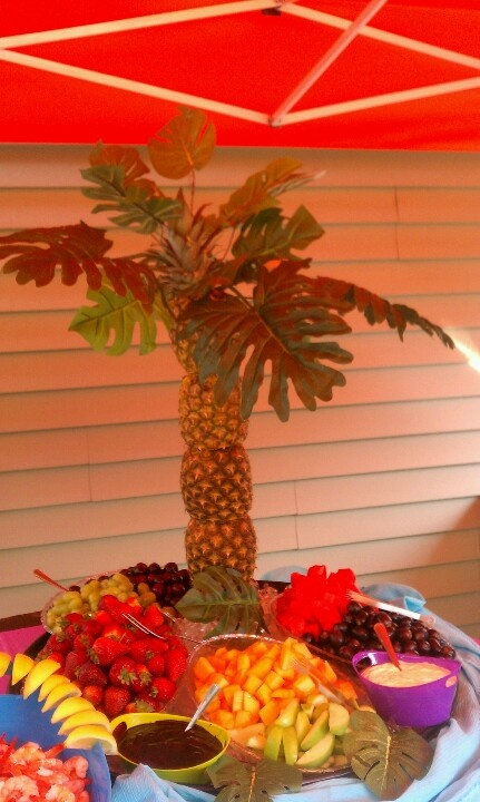 Pinapple Tree