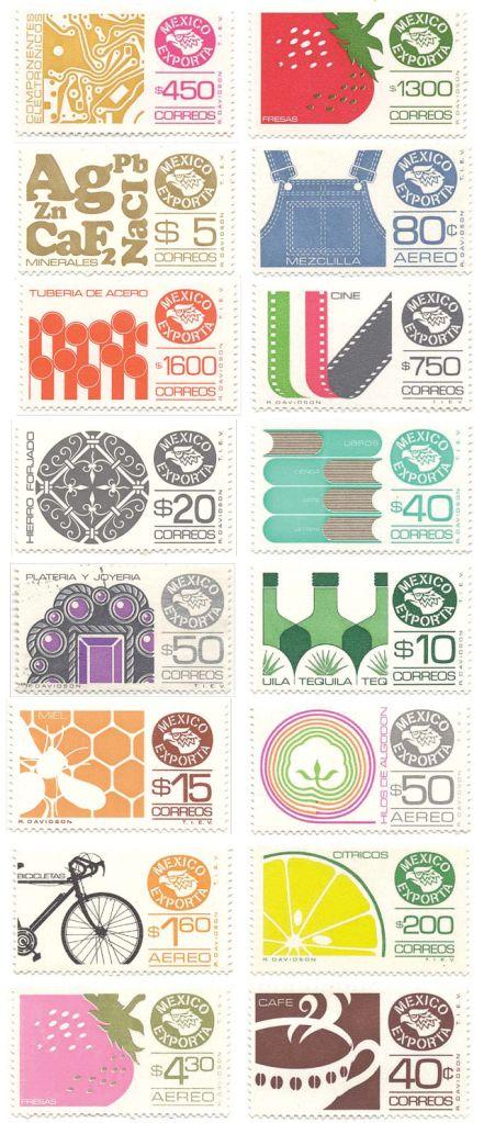 【 PICK UP DESIGN 】切手のデザイン。切手をオリジナルで作れるサービスもあるので( http://www.post.japanpost.jp/kitte_hagaki/picture_stamp/index.html )デザインしてみたいなと最近思ってます。  kiki-jiji:    post No.151 Stylin Stamps «parcel post
