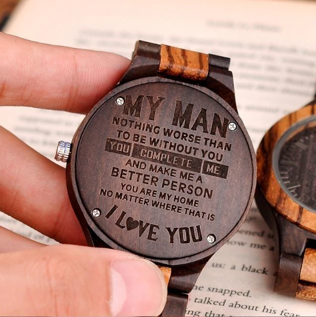 Wife Wants Husband Watch