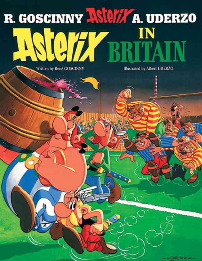 Precision Series Asterix in Britain