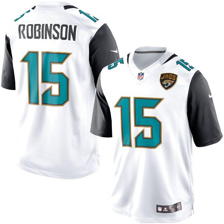 Allen Robinson Jacksonville Jaguars Nike Limited Jersey - White - $149.99