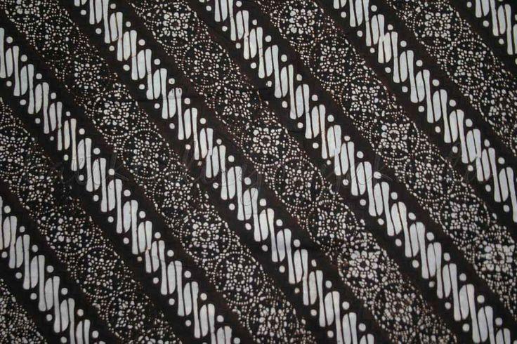 Batik Sogan Yogyakarta Motif Lerek Seling Nitik-2