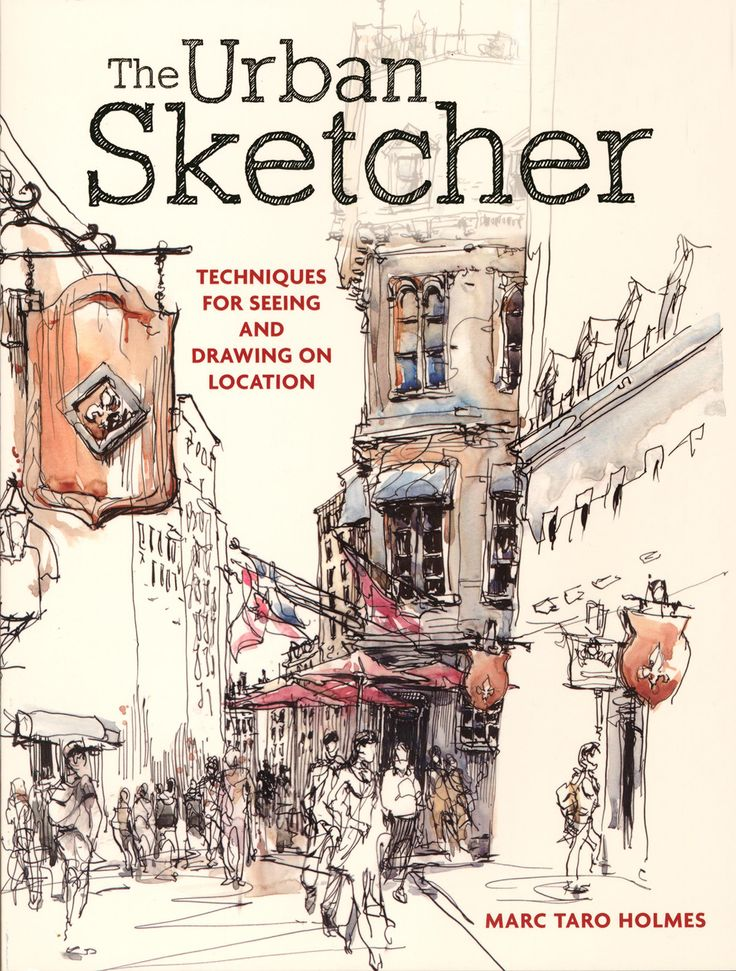 9 best novedades abril 2017 images on pinterest art diary art the urban sketcher marc taro holmes 9781440334719 fandeluxe Images