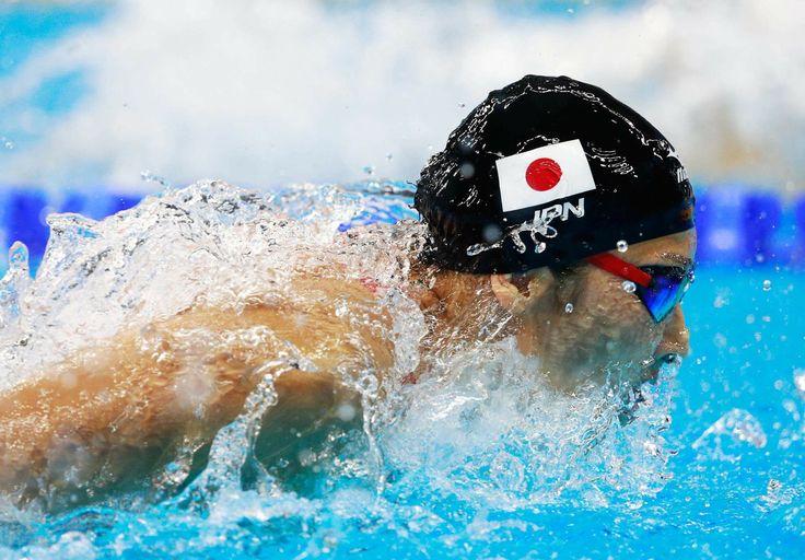 16歳で #競泳 の @rikakoikee 選手が、100mバタフライの予選で日本新で準決勝出場を決めました!👏🏼👏🏼 #トビウオジャパン…