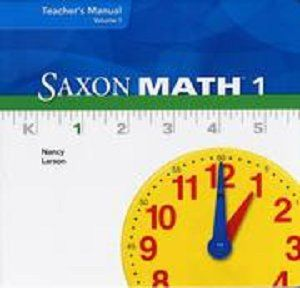 Saxon math 1 worksheets and tools
