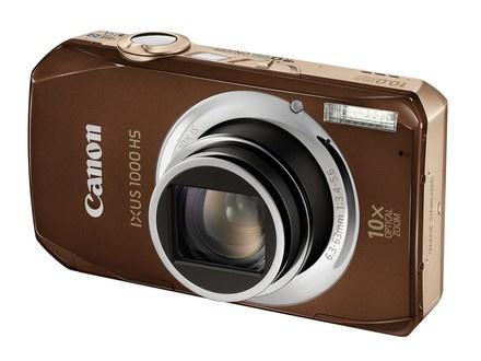 Cámara digital compacta Canon IXUS color chocolate  $152.15